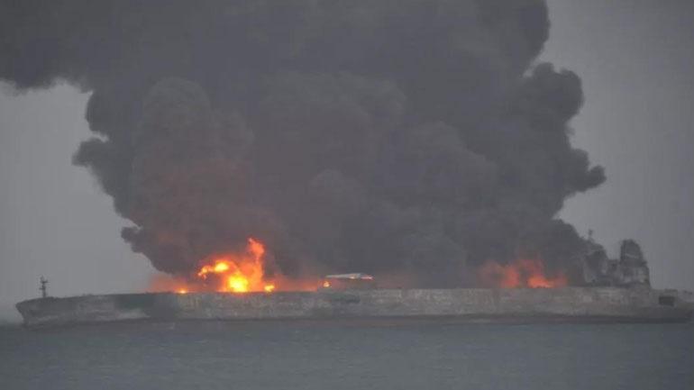 Κίνα: Αγνοούνται 32 άνθρωποι μετά τη σύγκρουση πλοίων