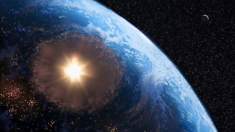 Επιστήμονες ανακάλυψαν νέες ενδείξεις για την «κατακλυσμική πρόσκρουση» αστεροειδούς στη Γη