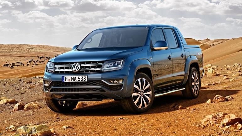 Ανακαλούνται 126 VW Amarok στην Ελλάδα