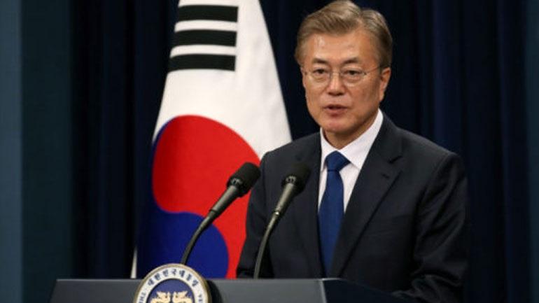 Νότια Κορέα: Η αποπυρηνικοποίηση της κορεατικής χερσονήσου είναι ο μόνος δρόμος προς την ειρήνη