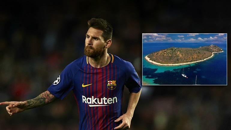 Αγόρασε ελληνικό νησάκι ο Μέσι