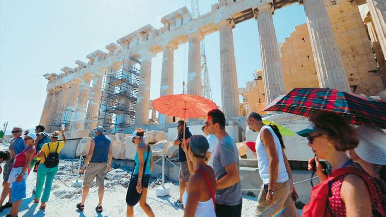 Suddeutsche Zeitung: Μπουμ τουριστών στην Ελλάδα