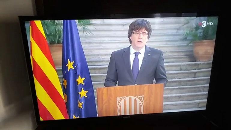 El Pais: Κατηγορίες κατά της καταλανικής τηλεόρασης