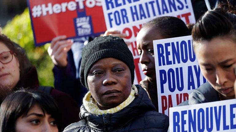 ΗΠΑ: Η κυβέρνηση Τραμπ δεν θα χορηγεί πλέον βίζες για ανειδίκευτους εργάτες σε πολίτες της Αϊτής