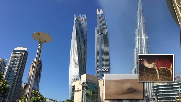 Ντουμπάι: Γνωρίστε τον μαγικό κόσμο της Αραβίας όπου η ανθρώπινη φαντασία γίνεται πραγματικότητα