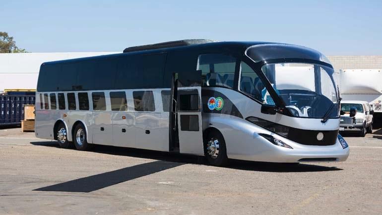 Ιαπωνία: Ολοκληρώνεται η κατασκευή του πρώτου ηλεκτροκίνητου λεωφορείου