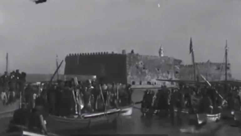 Σπάνιο βίντεο - ντοκουμέντο από την Κρήτη του 1910!