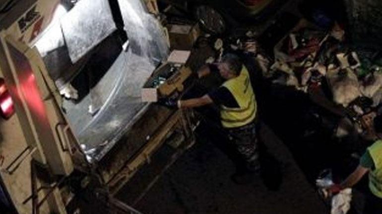 Χειροβομβίδα κρότου λάμψης ακρωτηρίασε τον υπάλληλο του  Δήμου Πατρέων