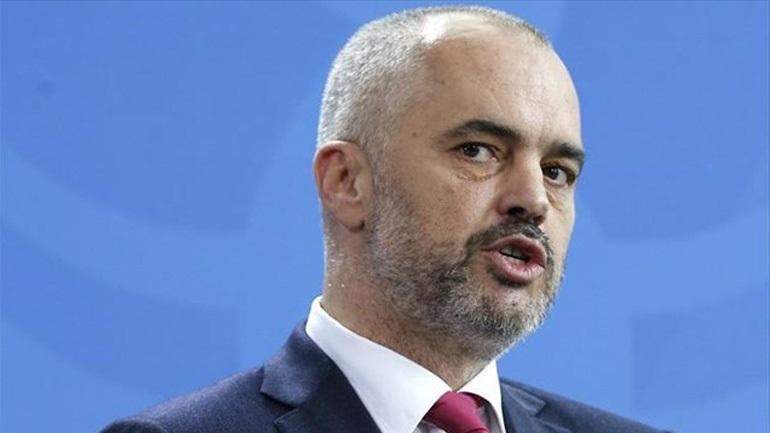 Έντι Ράμα: Ο Αλβανός πρωθυπουργός εμμένει σε «Τσάμικο» ζήτημα