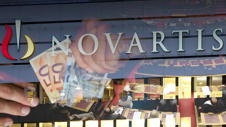 Σκάνδαλο Novartis: Άρχισαν να μπαίνουν ποσά δίπλα στα ονόματα