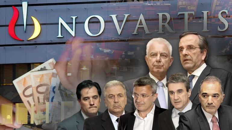 Σκάνδαλο Novartis: Μπαίνουν ποσά δίπλα στα ονόματα