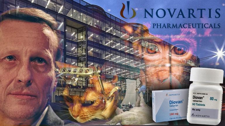 Το αμαρτωλό οδοιπορικό της Novartis