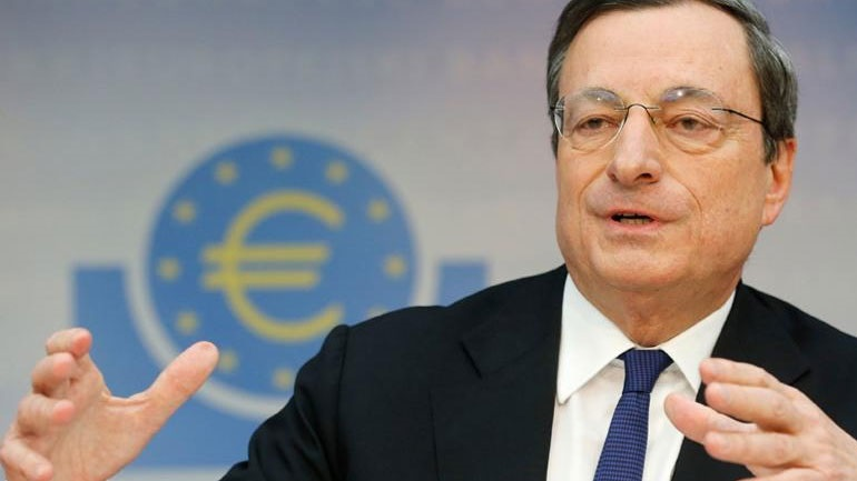 Draghi για Ελλάδα: Δεν έχει γίνει συζήτηση για νέο πρόγραμμα