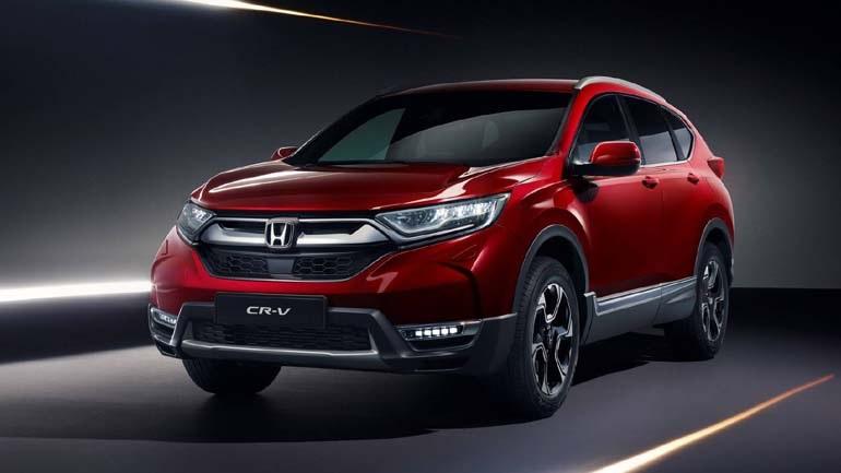 Με επτά θέσεις και υβριδικό σύνολο το νέο Honda CR-V