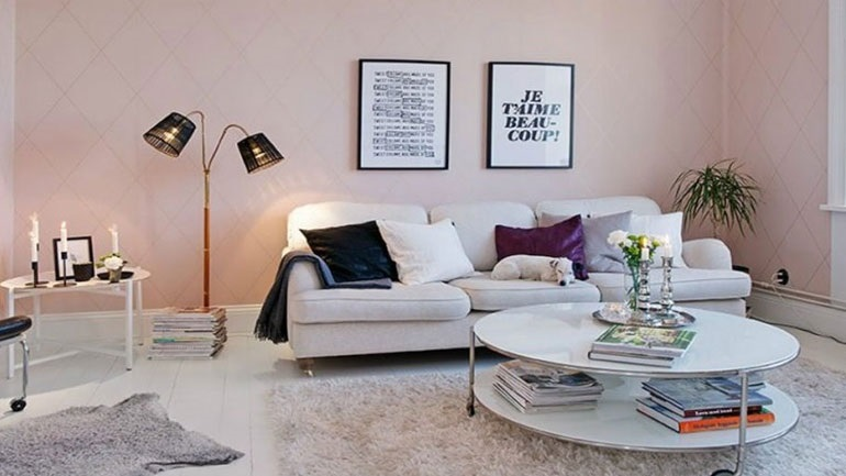 Home - Deco: Αυτά είναι τα χρώματα που μειώνουν το στρες