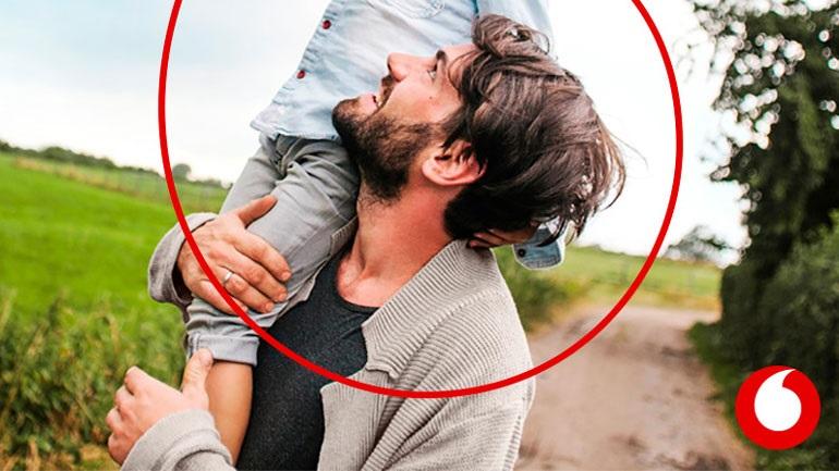 Η Vodafone ενισχύει την οικογένεια με μία νέα πολιτική στήριξης της  πατρότητας f3f61dcf640