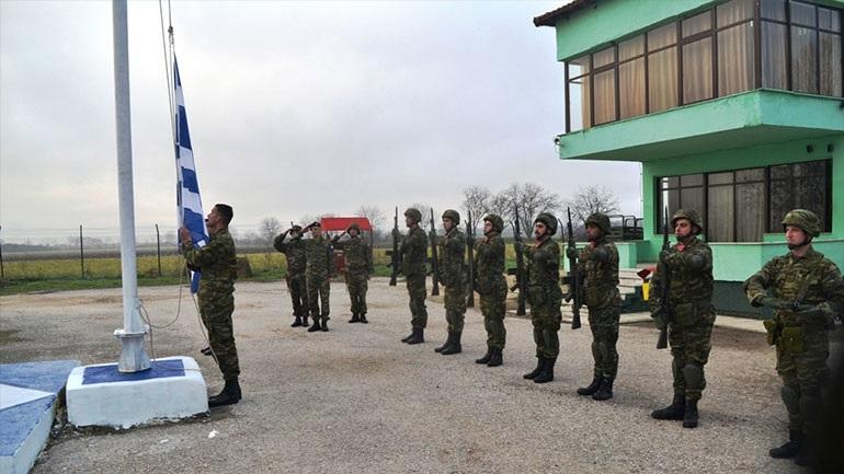Εικόνες από την επίσκεψη του αρχηγού ΓΕΣ στην Περιοχή Ευθύνης της 3ης Μηχανοκίνητης Ταξιαρχίας