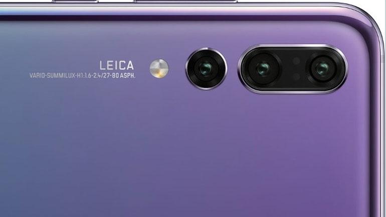 Huawei P20 Pro: To πρώτο κινητό με 3x οπτικό ζουμ;