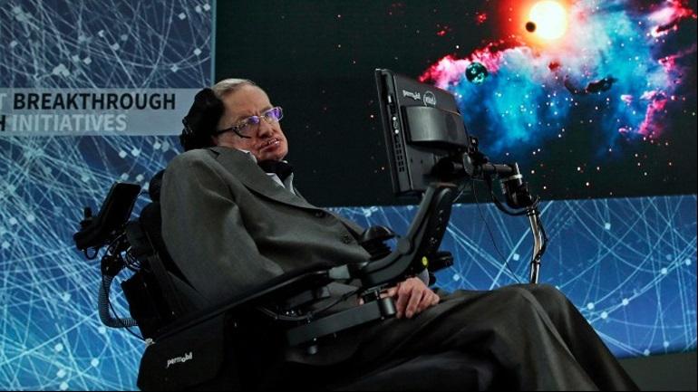 Στίβεν Χόκινγκ: Ο άνθρωπος που, πριν πεθάνει, νίκησε τον χρόνο και έγραψε την ιστορία του