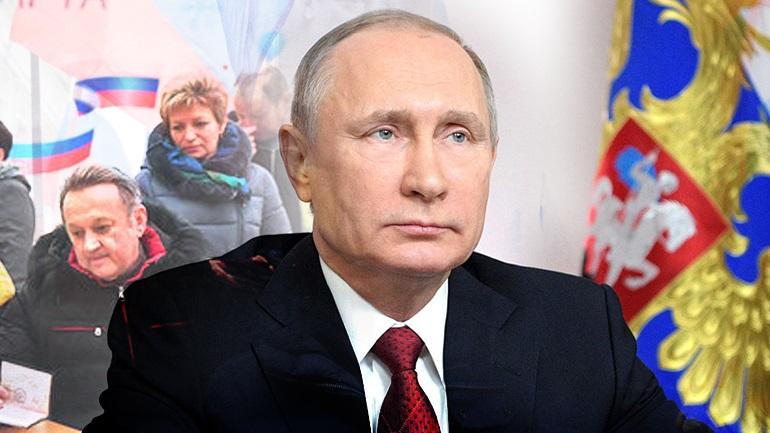 Άλλος ένας εκλογικός θρίαμβος του Βλ. Πούτιν