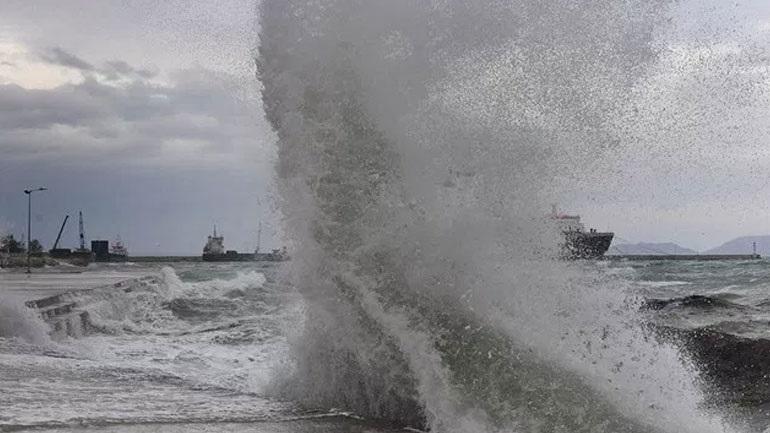 Ισχυροί άνεμοι σε κεντρικό και βόρειο Αιγαίο - Προβλήματα στις ακτοπλοϊκές 2395999