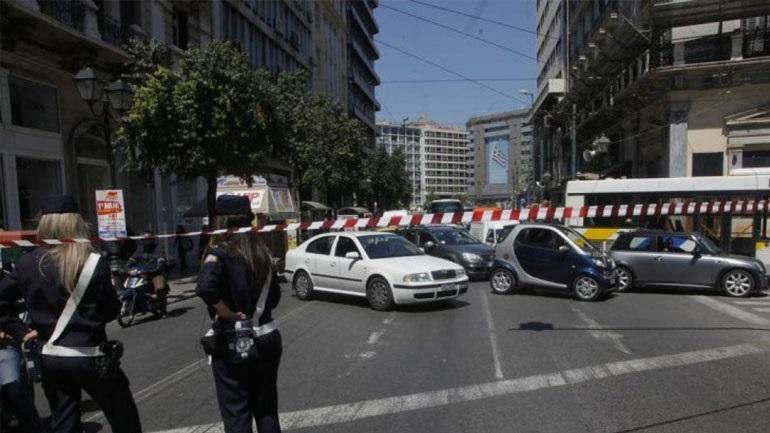 Κυκλοφοριακές ρυθμίσεις στη Λεωφόρο Αθηνών λόγω έργων 2396834