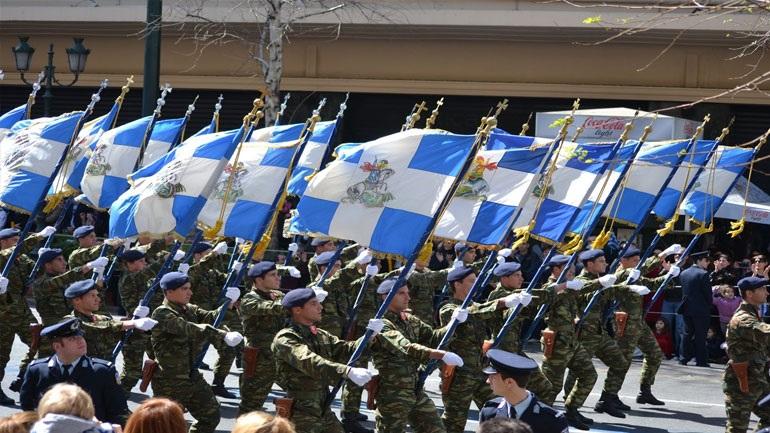 Στρατιωτική παρέλαση στην Αθήνα - Ποιοι δρόμοι κλείνουν 2397796