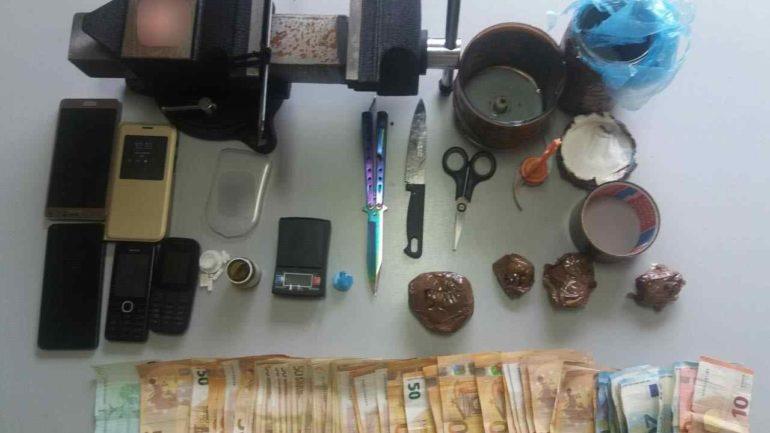 Χανιά: Σύλληψη δύο ατόμων για κατοχή κοκαΐνης και ηρωίνης 2402381