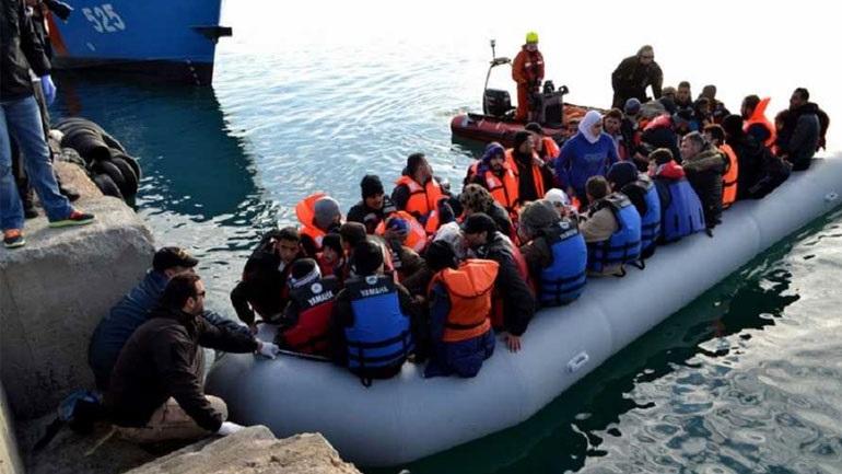 Περισσότεροι από 200 πρόσφυγες έφτασαν το τελευταίο 24ωρο στη Χίο 2404763