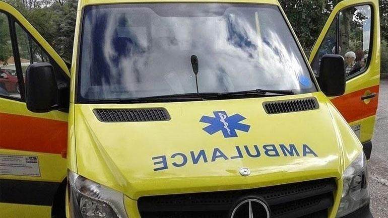 Τροχαίο δυστύχημα στην Εθνική Οδό Θεσσαλονίκης - Μουδανιών 2405825