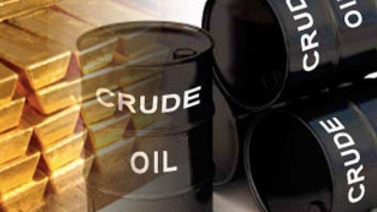 Κέρδη για τον χρυσό και απώλειες για το πετρέλαιο