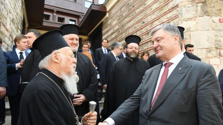 Αποτέλεσμα εικόνας για Οικουμενικός Πατριάρχης ΟΥΚΡΑΝΙΑ