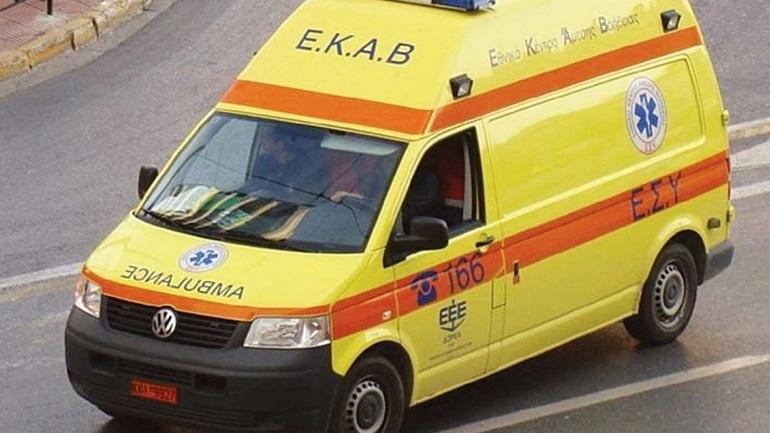 Βόλος: Βουτιά θανάτου για 54χρονο από τον 4ο όροφο 2408421