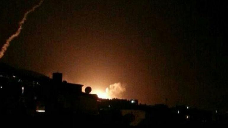 Δαμασκός: Όλοι οι στόχοι είχαν εκκενωθεί έπειτα από προειδοποίηση των Ρώσων