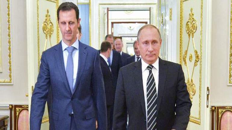 Νέες αμερικάνικες κυρώσεις στη Ρωσία επειδή υποστηρίζει τον Άσαντ