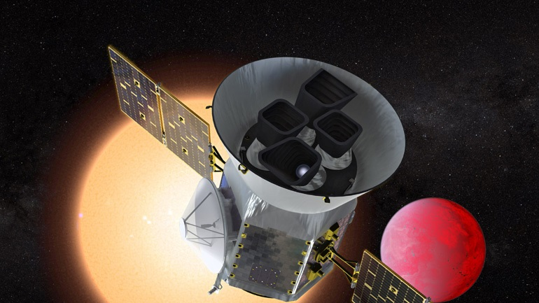 Έτοιμο για εκτόξευση το νέο αμερικανικό διαστημικό τηλεσκόπιο TESS