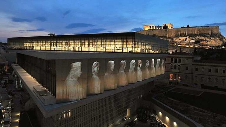 Διεθνής Ημέρα Μουσείων και Ευρωπαϊκή Νύχτα Μουσείων στο Μουσείο Ακρόπολης