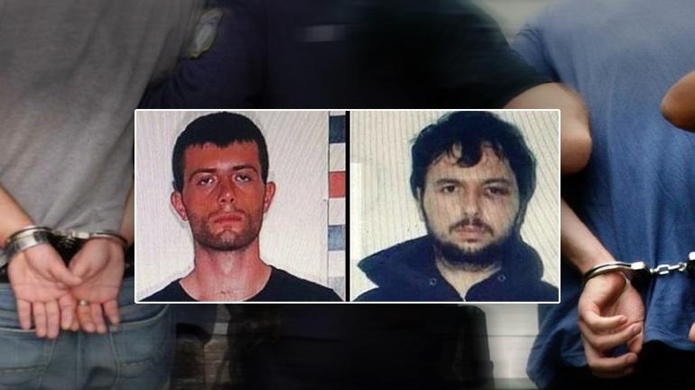 Συνελήφθησαν οι δύο δραπέτες - κακοποιοί