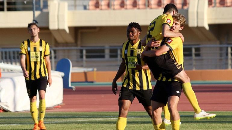 Football League: Νίκησε και... σώθηκε ο Εργοτέλης