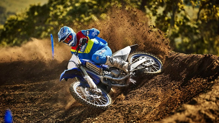 Yamaha YZ250F 2019: Ριζική βελτίωση