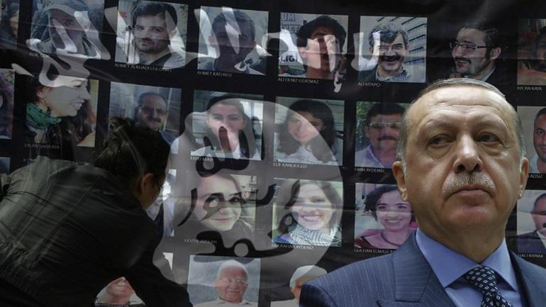 Ο Ερντογάν πίσω από τις τρομοκρατικές επιθέσεις του ISIS