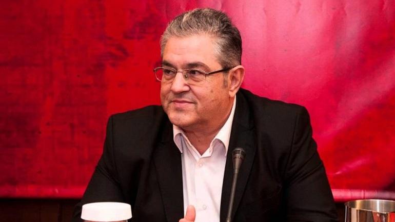Κουτσούμπας: «Aνασφάλεια και αποσταθεροποίηση θα φέρει η συμφωνία με την πΓΔΜ»