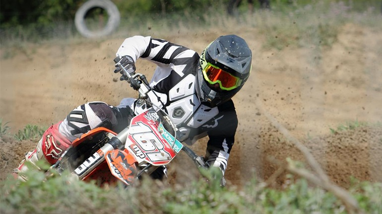 Η ΚΤΜ θριάμβευσε με 4 τίτλους στο Πανελλήνιο Πρωτάθλημα Motocross
