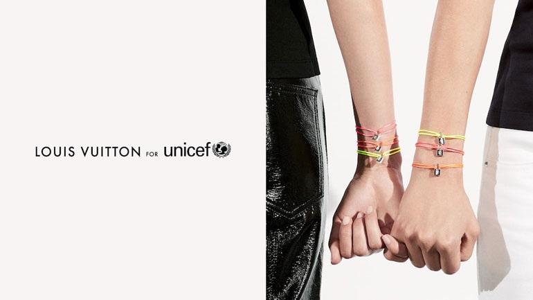 ba880e919e Ο οίκος Louis Vuitton συμπράττει με την Unicef για τρίτη χρονιά