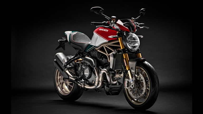 Ducati Monster 1200 25° Anniversario: Επετειακό τέρας