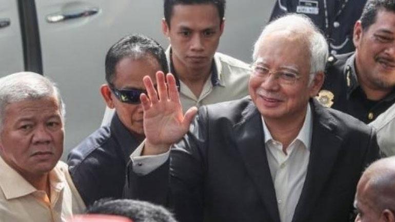 Ραντεβού πράκτορας Μαλαισίας