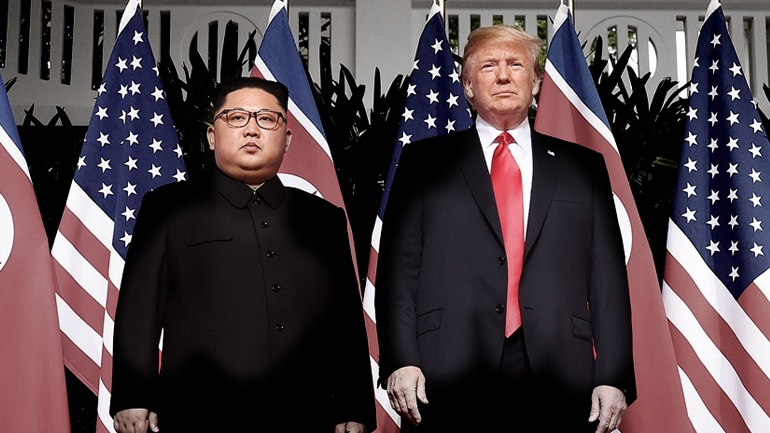 Αδιέξοδο στο φλερτ ΗΠΑ - Β.Κορέας