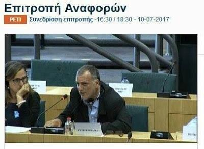 Στο ευρωπαικό κοινοβούλιο  πάει τον ΕΛΓΑ ο πρόεδρος του ΑΚΚΕΛ.