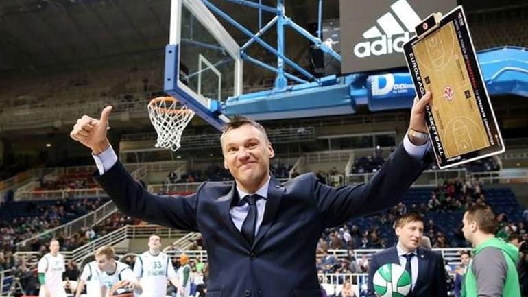 Γιασικεβίτσιους: «Ο Παναθηναϊκός έχει το μοντέλο που θέλει κάθε προπονητής»