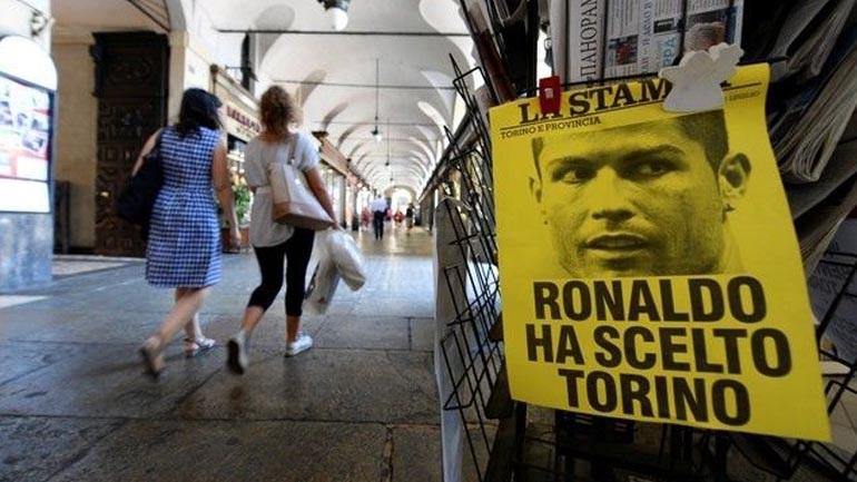Απέτυχε η απεργία των εργαζομένων της Fiat για τον Ρονάλντο